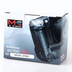 battery grip empuñadura nikon d7000 p/ en-el15 nuevo hm4