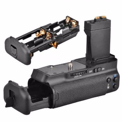 battery grip meike p/ canon t2i t3i t4i t5i bge8