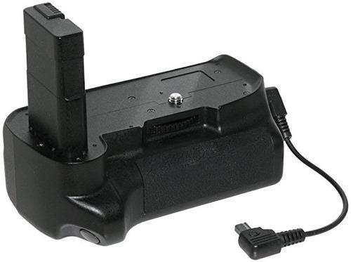 battery grip nikon d5100 d5200 d5300+ envío gratis.