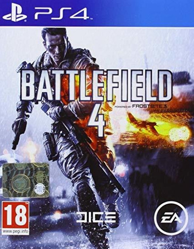 battle field 4 para ps4