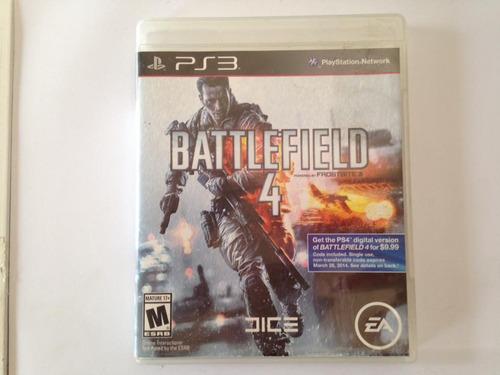 battle field 4 playstation 3 ps3