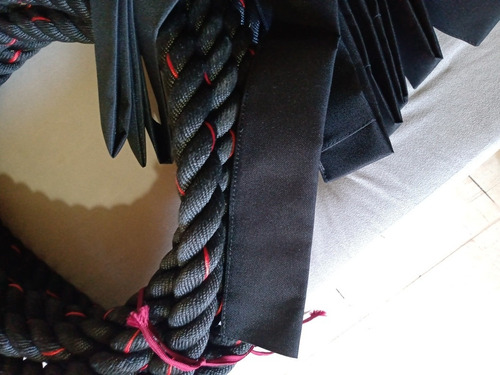 battle rope funda de cuerda