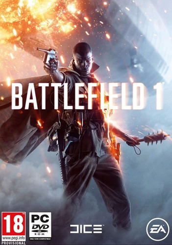 battlefield 1 código digital origin pc