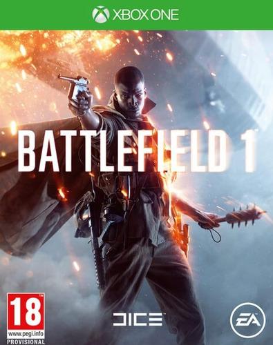 battlefield 1 en español para xbox one código descargable