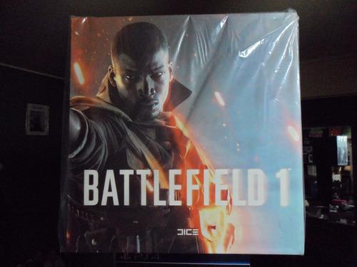 battlefield 1 exclusive collector's edition - nuevo sellado