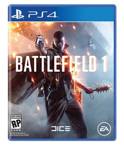 battlefield 1 fisico usado perfecto estado  ps4