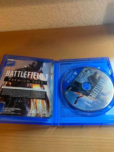 battlefield 1 para ps4