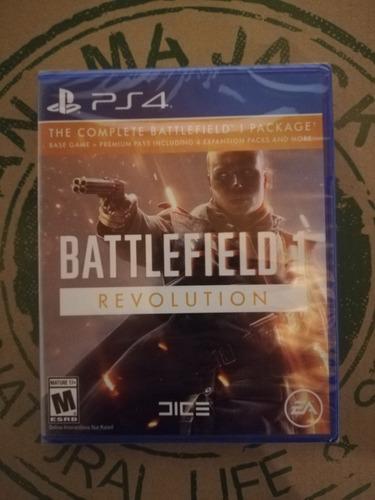 battlefield 1 ps4 nuevo + envío gratis