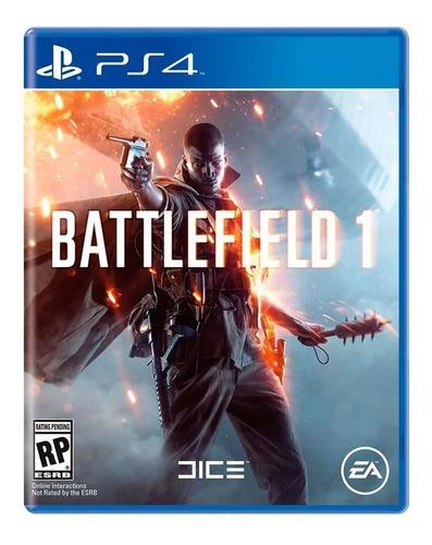 battlefield 1 ps4 - prophone