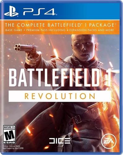 battlefield 1 revolution ps4 fisico envío grátis jazz pc
