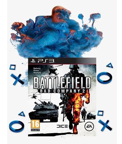 battlefield 2 bad company ps3 (9.55gb) licencia d