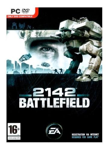 battlefield 2142 deluxe juego pc original fisico dvd box