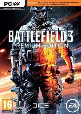 battlefield 3: premium (juego incluido + all dlc) (origin)
