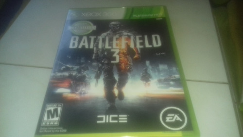 battlefield 3 xbox 360