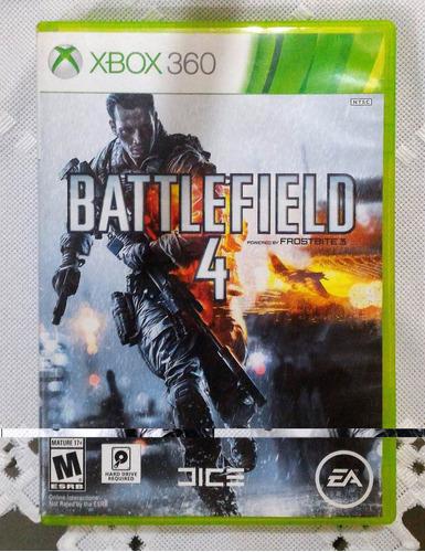 battlefield 4 físico original xbox 360