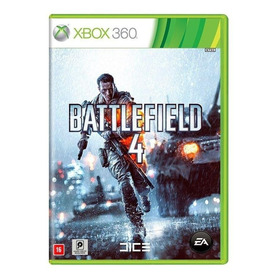 Battlefield 4 Físico Xbox 360 Electronic Arts