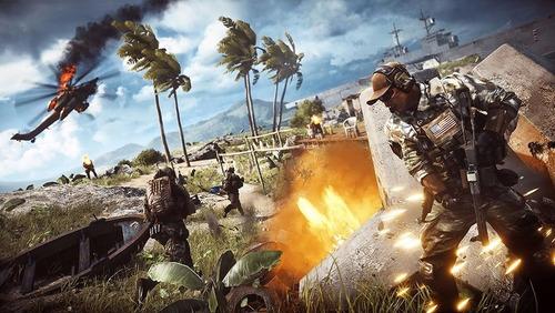 battlefield 4 juego pc origin entrega inmediata oferta ya