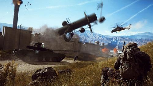 battlefield 4 juego + regalo w2k16 original ps3