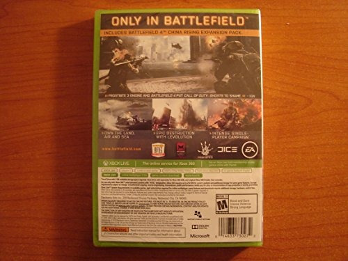 battlefield 4: limited edition with bonus china rising expan