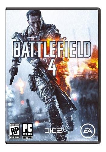 battlefield 4 - pc original garantizado origin