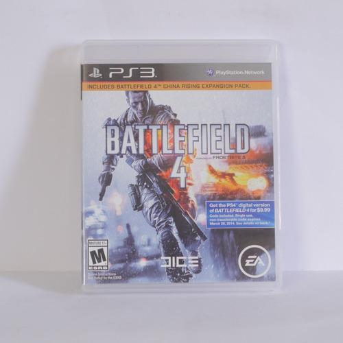 battlefield 4  - playstation 3  ps3