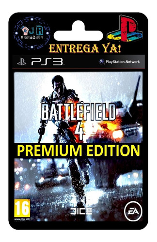 battlefield 4 premium edition ps3