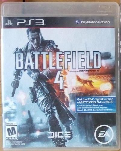battlefield 4 ps3 fisico