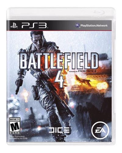 battlefield 4 ps3 fisico nuevo sellado en palermo