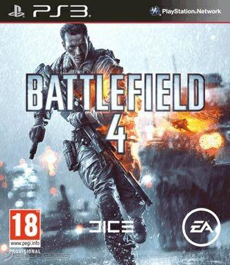 battlefield 4 ps3 / playstation 3 usado