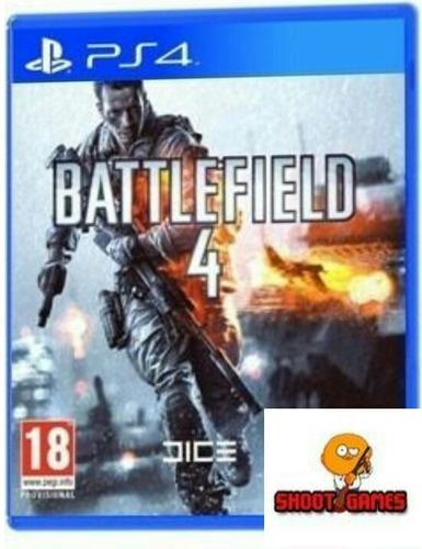 battlefield 4  ps4 digital c prin  juegas desde tu usuario