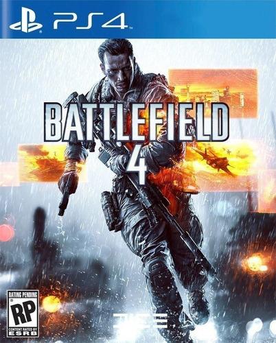 battlefield 4 ps4 - juego fisico - prophone