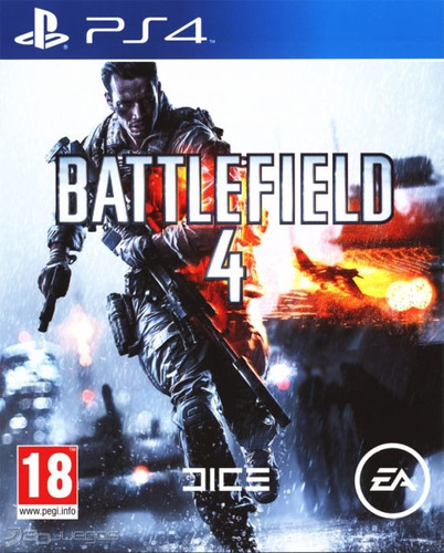 battlefield 4 ps4 - playstation 4