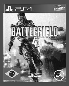 Battlefield 4 Ps4 Psn Digital 1 Bf4 Dublado Em Pt Br