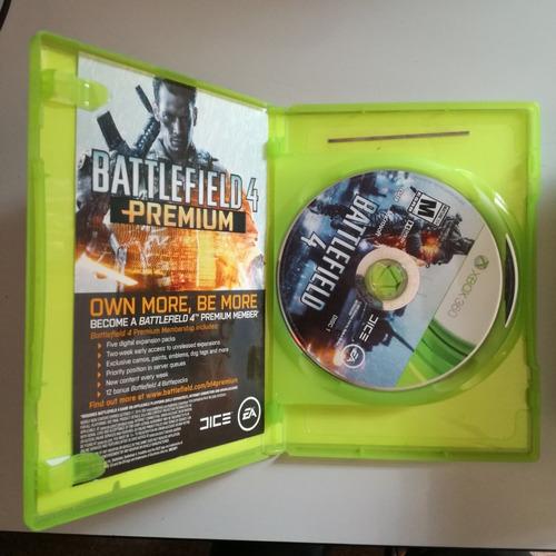 battlefield 4 + titanfall - xbox 360 ¡excelente estado!