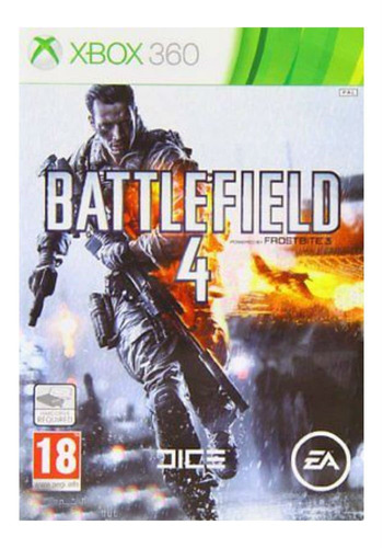 battlefield 4 xbox 360 brand new factory sellado
