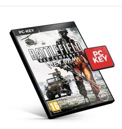 battlefield bad company 2 dlc origin key código envio já