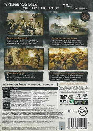 battlefield bad company 2 pc