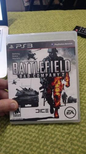 battlefield bad company 2 ps3 disco fisico