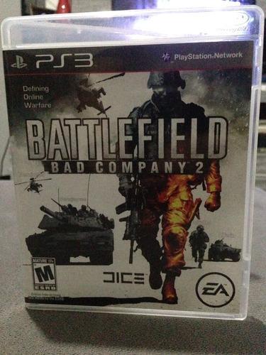 battlefield bad company 2 ps3 usado mídia física