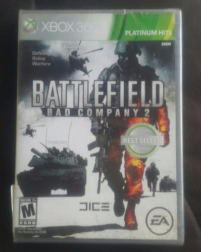 battlefield bad company 2 / xbox 360