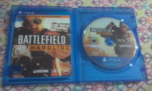 battlefield hardline jogo ps4