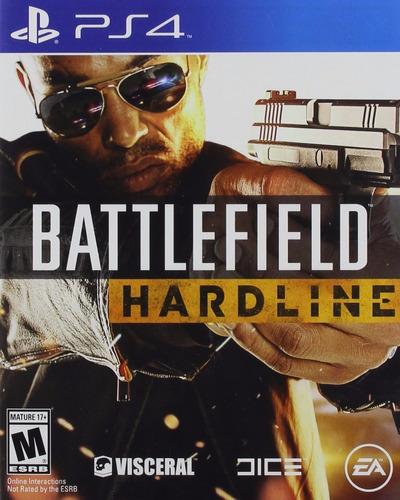 battlefield hardline juego ps4 playstation 4 oferta