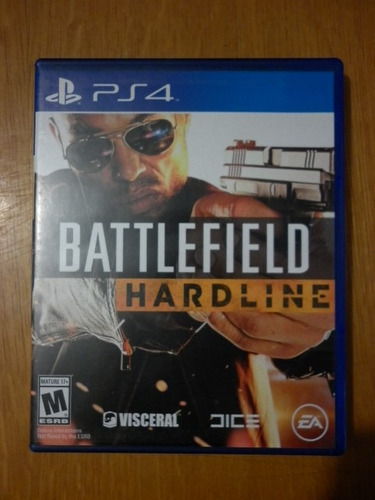 battlefield hardline para play station 4