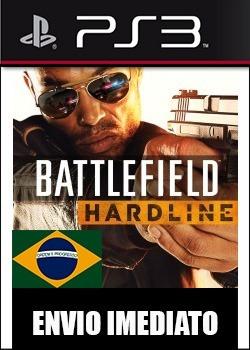 battlefield hardline portugues ps3 psn - midia digital