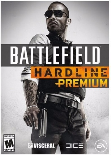 battlefield hardline premium código digital origin pc
