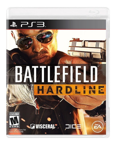 battlefield hardline ps3, disco, nuevo y sellado