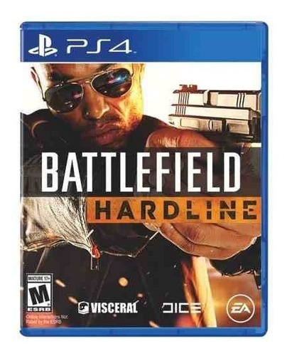 battlefield hardline ps4 - juego fisico - prophone