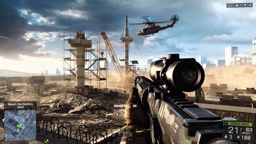 battlefield juego ps4