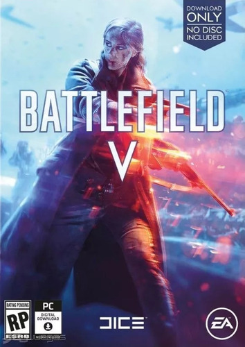 battlefield v estandar edition | origin key | pc | digital