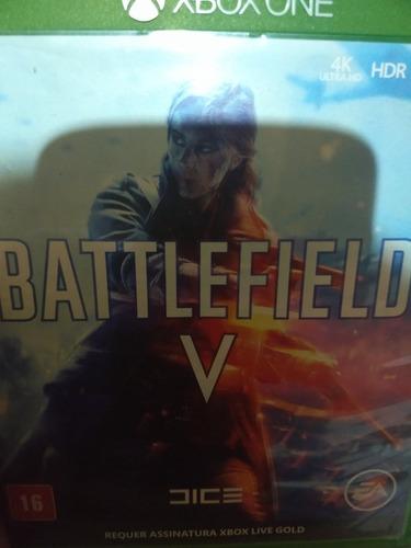 battlefield v mídia fisica